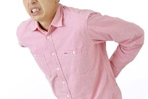 腰に関する症状