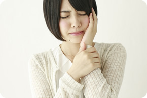 歯に関係する症状