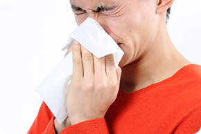 鼻に関係する症状